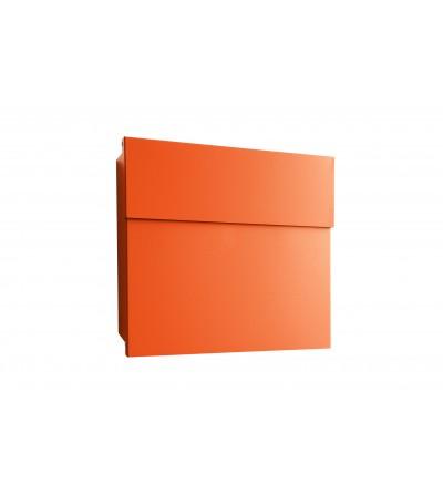 skrzynka na listy LETTERMAN IV pomarańczowa