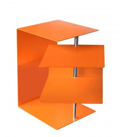 stolik X-CENTRIC pomarańczowy