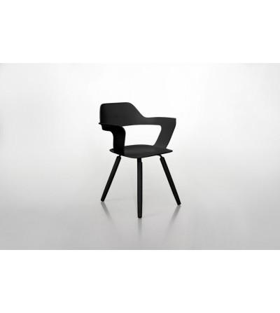 krzesło MUSE czarne