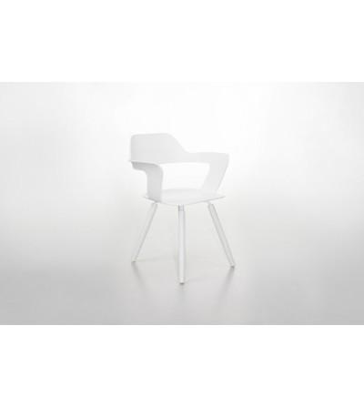 krzesło MUSE białe