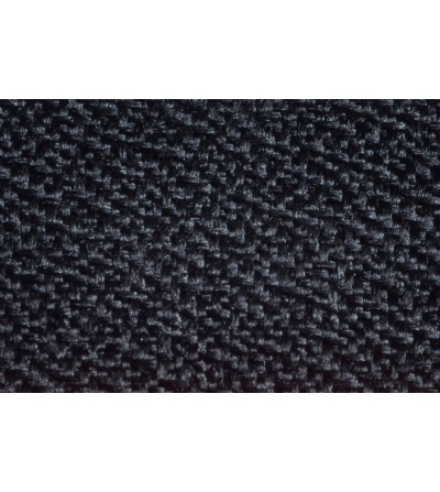 poduszka na krzesło MU/MUSE czarna tkanina