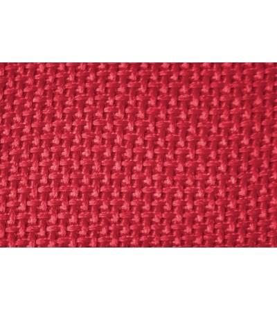poduszka na krzesło MU/MUSE czerwona tkanina