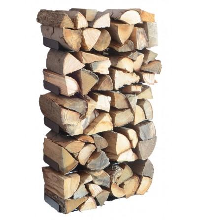 WOODEN TREE wiszące półki na drewno kominkowe 90 cm