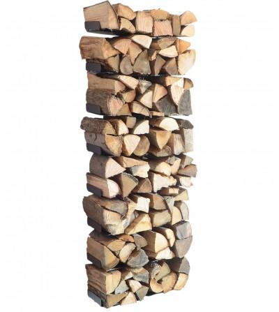 WOODEN TREE wiszące półki na drewno kominkowe 170 cm
