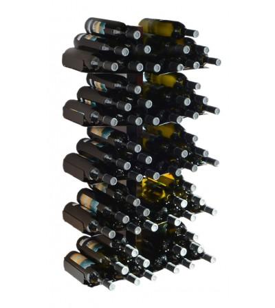 WINE TREE wiszące półki na butelki wina 90 cm