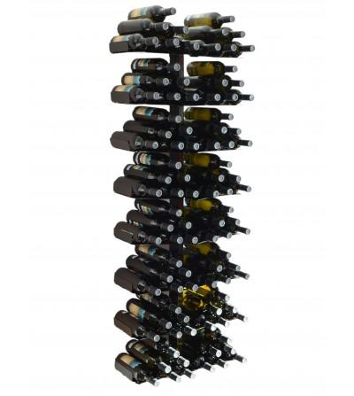 WINE TREE wiszące półki na butelki wina 170 cm