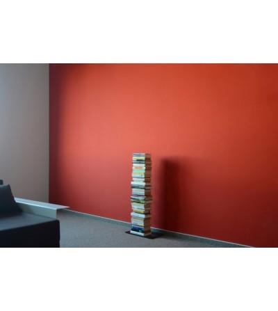 BOOKSBAUM stojące pojedyncze półki na książki czarne 90 cm
