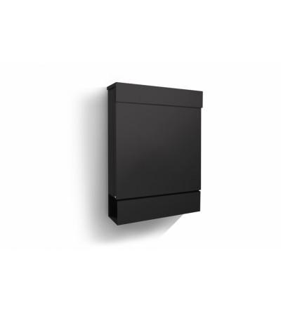 skrzynka na listy LETTERMAN M czarna