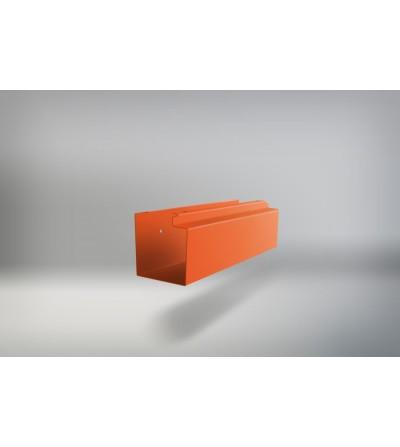 gazetnik do skrzynki LETTERMAN pomarańczowy