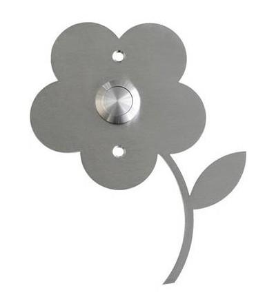 przycisk dzwonka FLOWER