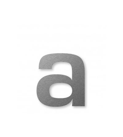 "numer domu BIG NUMBER ""a"" 8 cm"