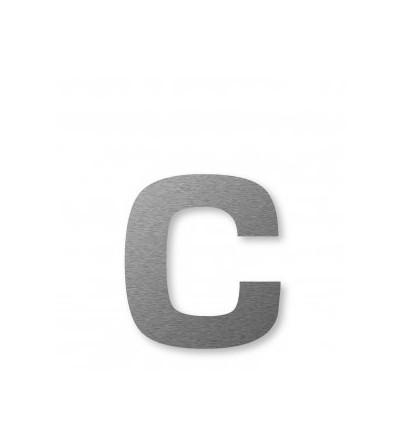 """numer domu BIG NUMBER """"c"""" 8 cm"""
