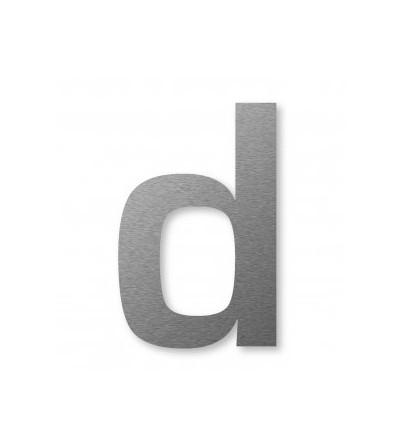 """numer domu BIG NUMBER """"d"""" 8 cm"""
